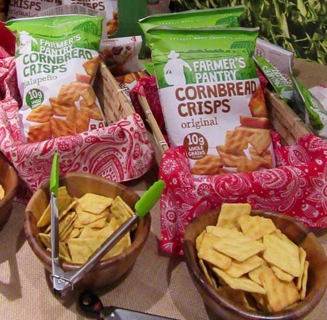 Farmers Pantry Cornbread Crisps