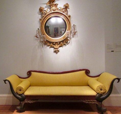 Grecian Sofa