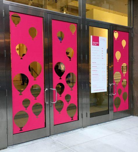 AAF Front Doors