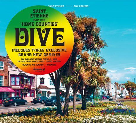 Saint Etienne Dive Cover Artjpg