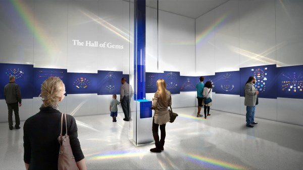 Gem Gallery Rendering