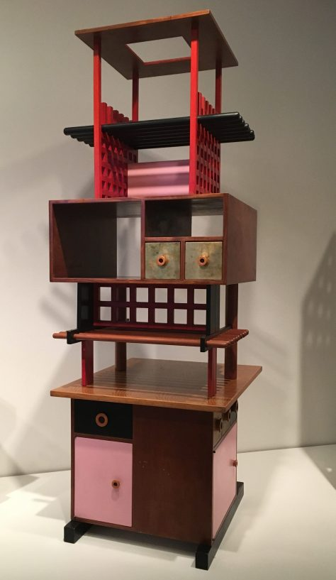 Ettore Sotsass Tower Cabinet