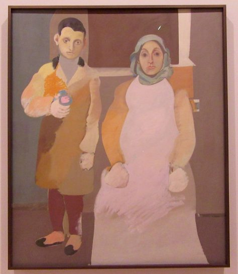 Arshile Gorky The Artist and His Mother