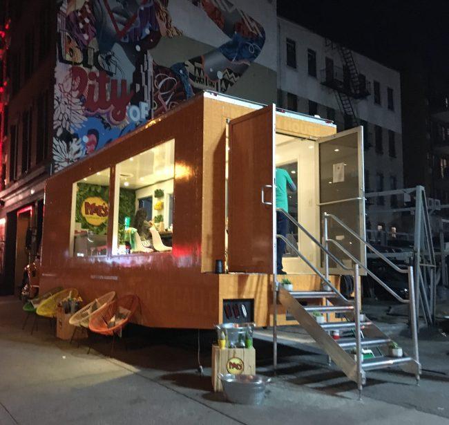 Tour De Burrito Trailer