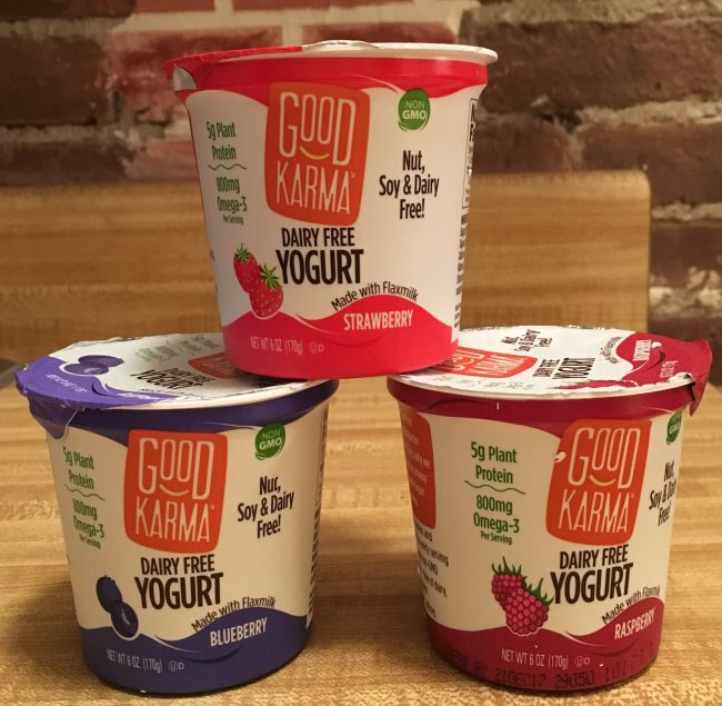 Good Karma Non-Dairy Yogurt