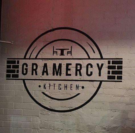 Gramercy Kitchen Signage