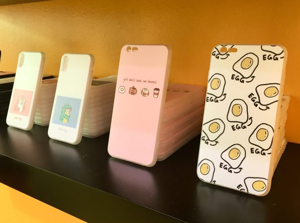 Egg House Gift Shop Phone Cases