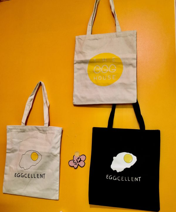 Egg House Gift Shop Tote Bags