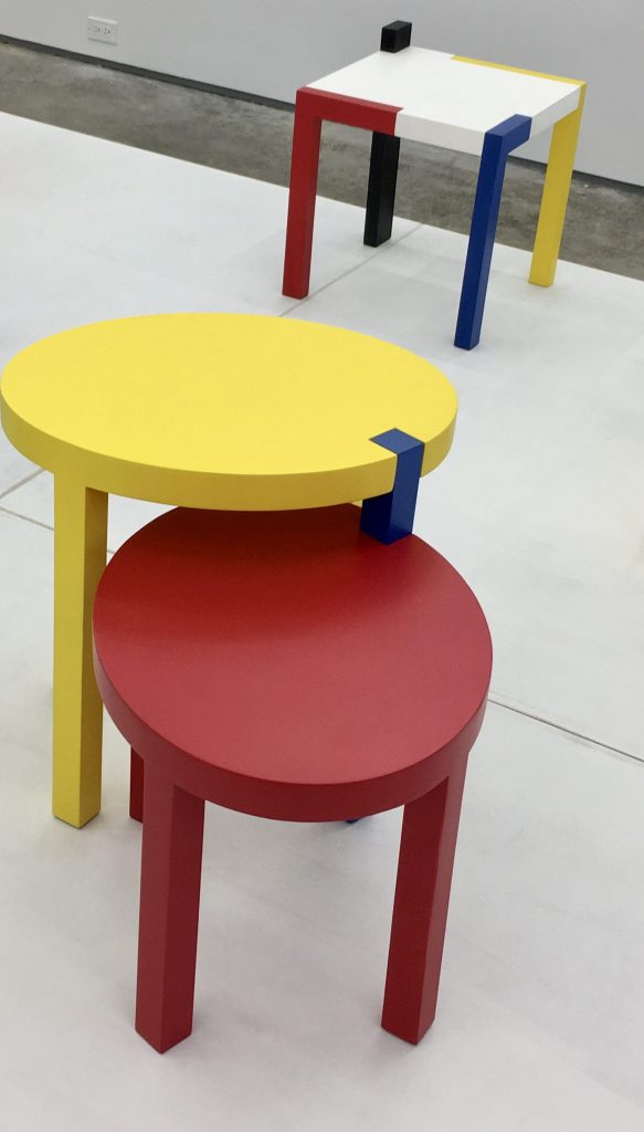 Red and Yellow Stacking