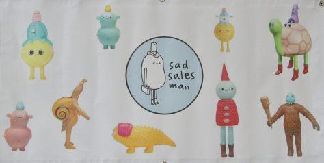 Sad Salesman Banner