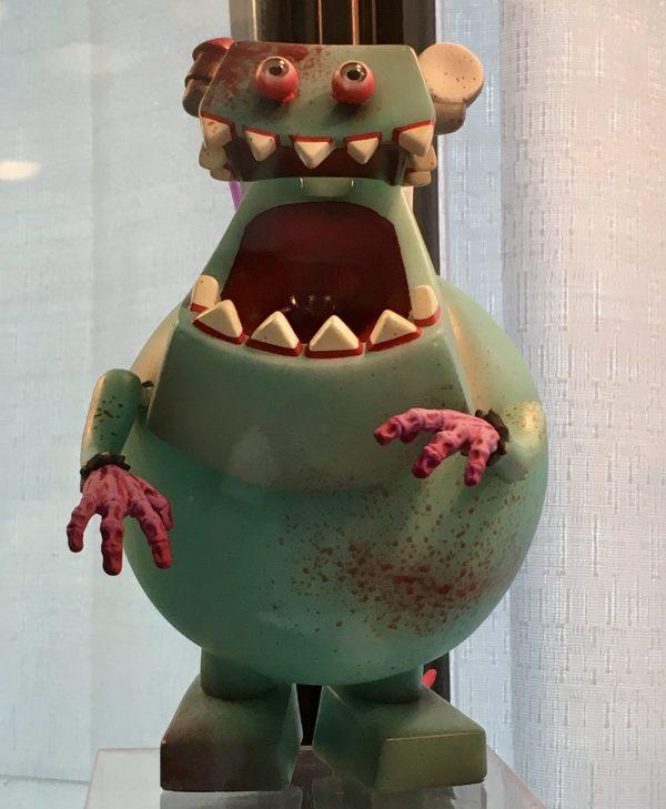 Zombie Alex InstincToy
