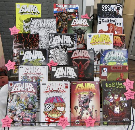 GWAR Comics
