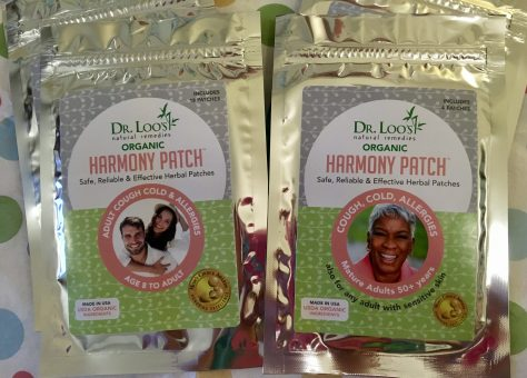 Dr. Loos Harmony Patches Packaging