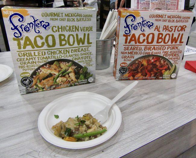 Frontera Taco Bowl