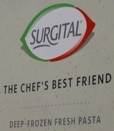 Surgital Frozen Pasta