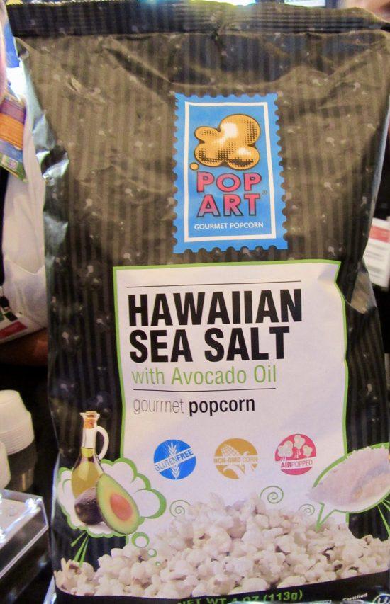 Pop Art Hawaiian Sea Salt Popcorn