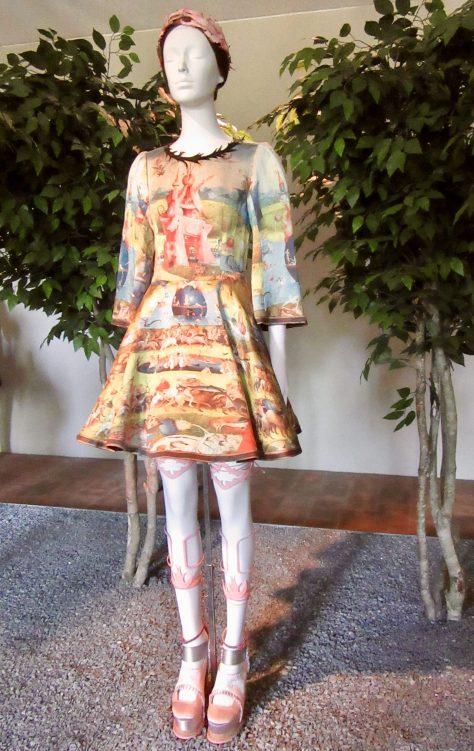 Undecover Mini Dress Full