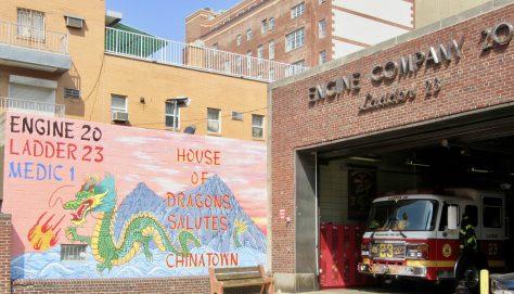 Ladder 23 Chinatown