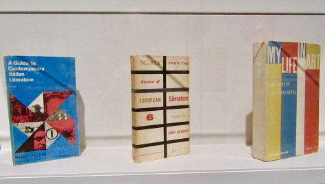Trio of Book Covers