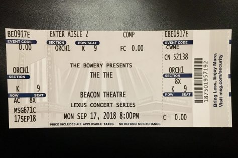 The The Ticket Stub