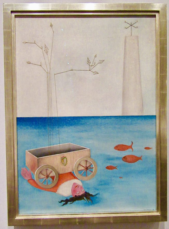 Yves Tanguy Title Unknown