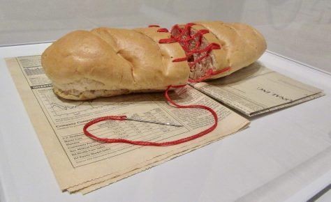 Bread Sculpture