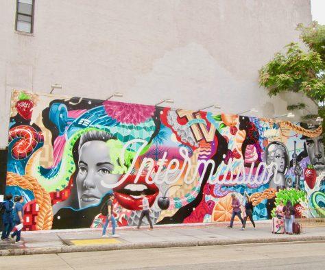 Intermission Mural