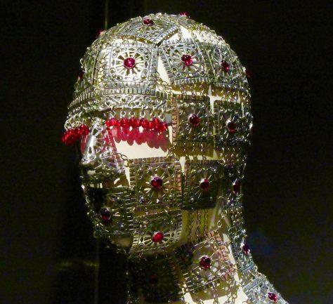 Yashmak Head Detail