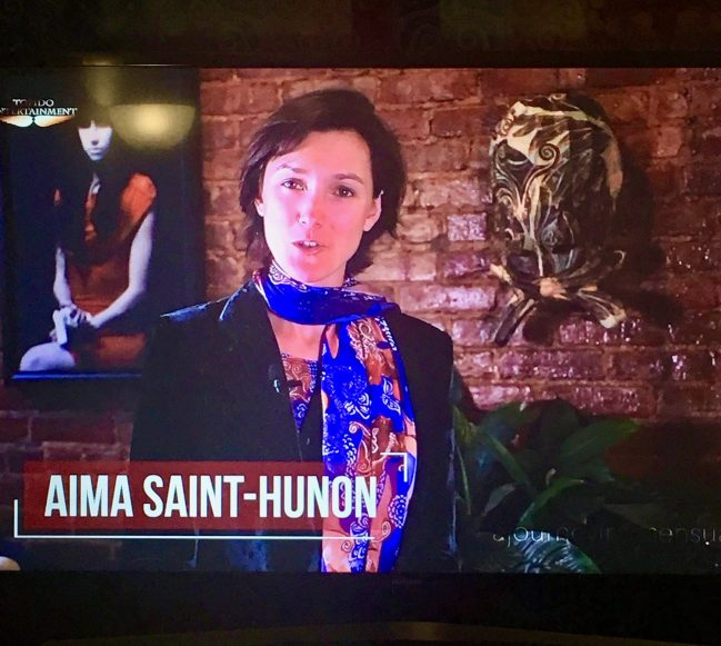 Aima Saint Hunon Screen Shot