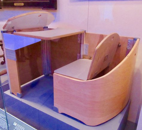 Workbox School Desk