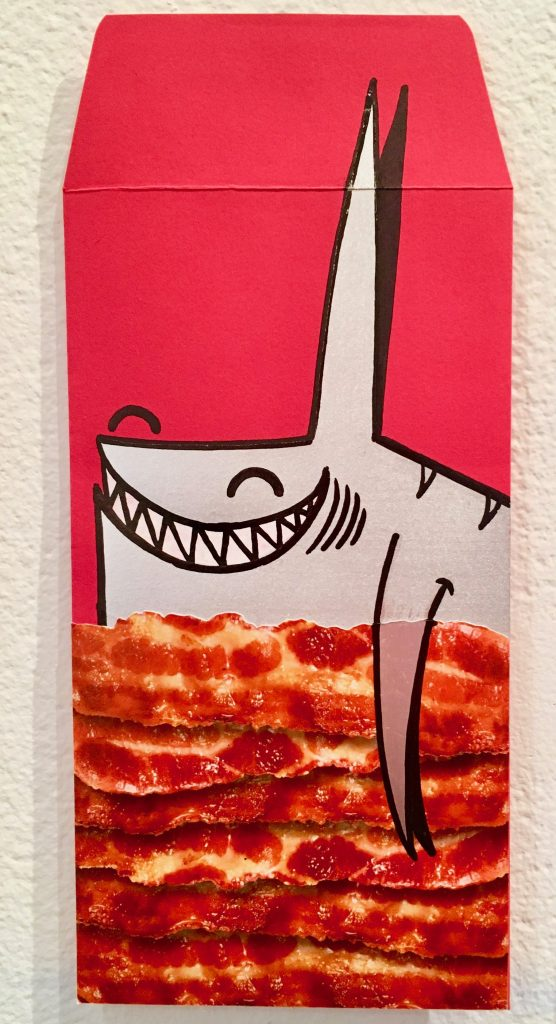 Shark Attack Bacon