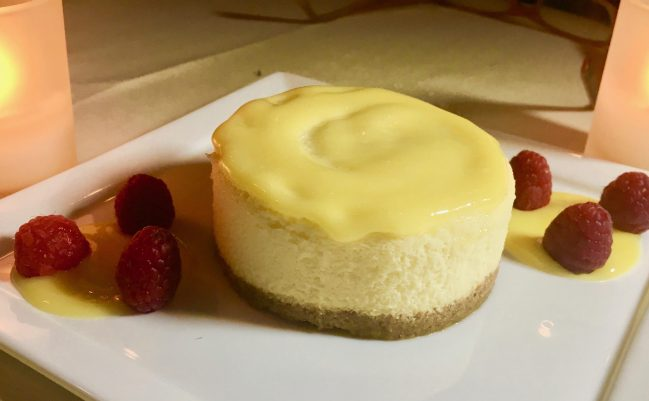 Lemon Cheese Cake