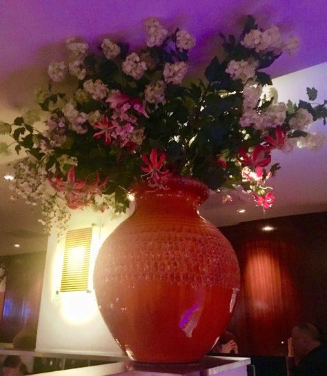 Flower Vase Interior Shot