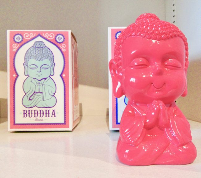 Pink Buddha Bank