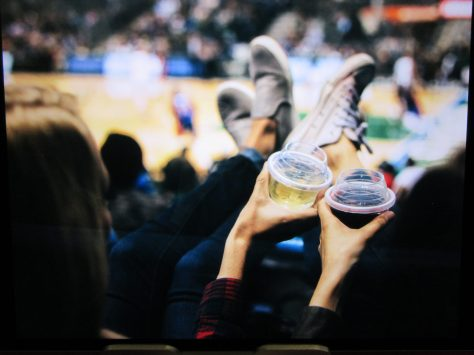 Halo Vino At The Game