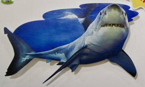 Shark Attack Jigsaw Puzzle