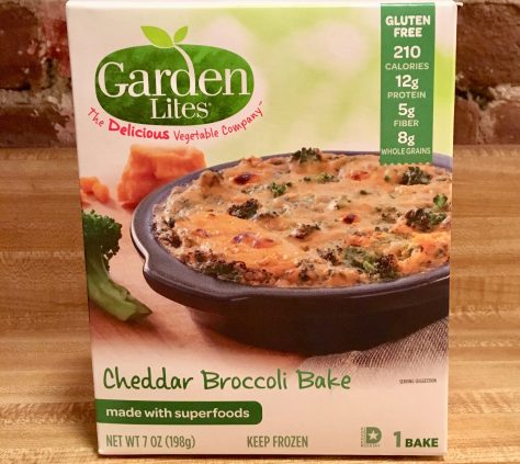 Cheddar Broccoli Bake Packaging