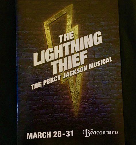 Lightning Thief Program