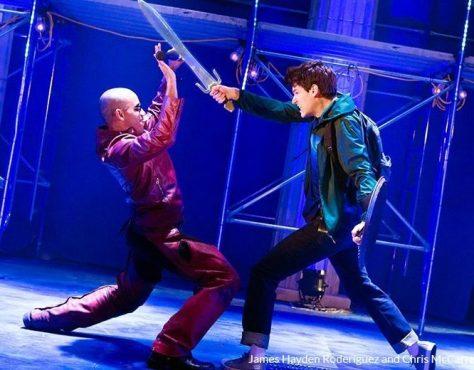 Luke and Percy