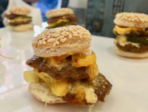 Mini Big Macs