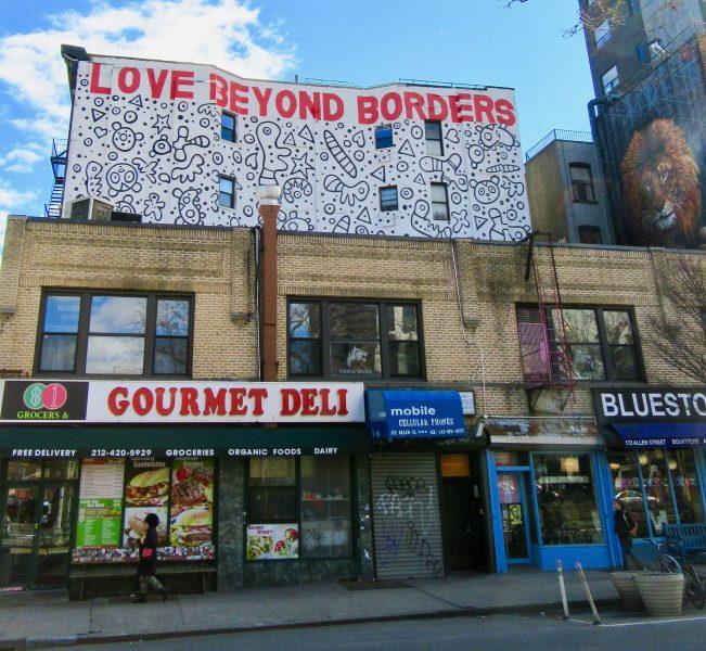 Love Beyond Borders