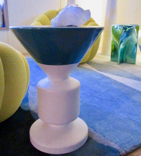 Iceberg Lamp Detail