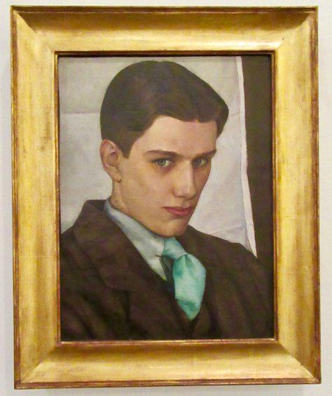 Portrait of Paul Cadmus