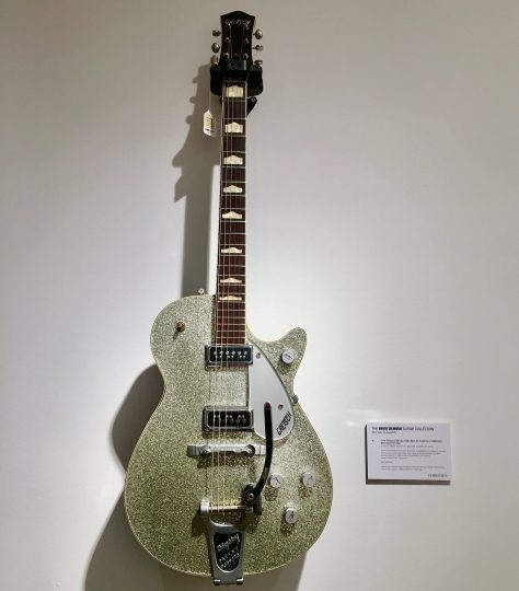 Gretsch Solid Body 6129 Silver Jet (1957)