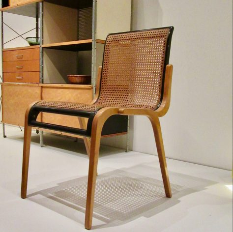 Breuer Cane Chair
