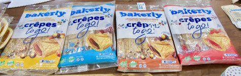 Bakerly Crepes to Go