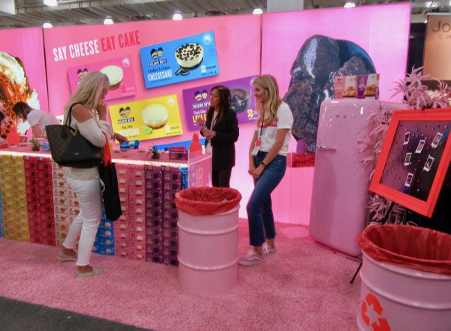 Belgian Boys Pink Booth