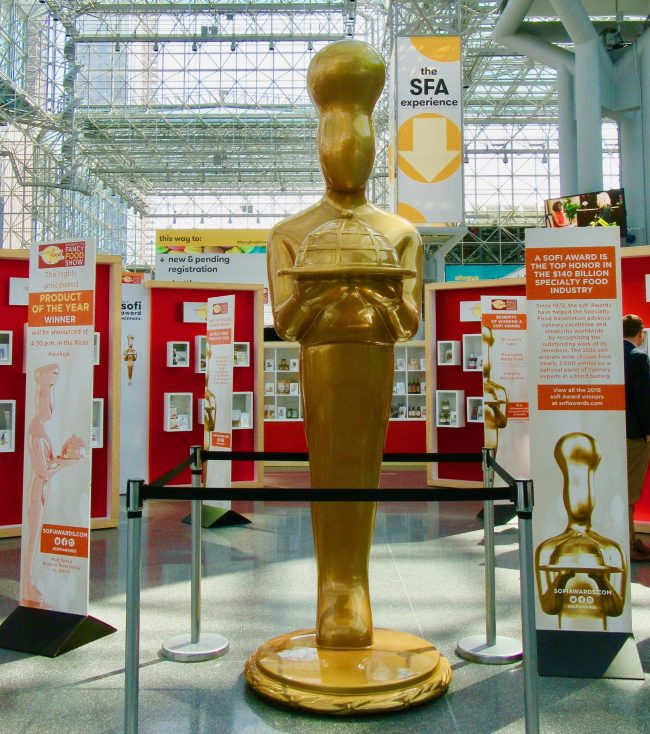 Sofi Award