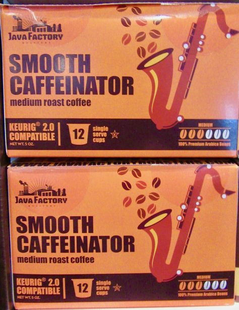 Smooth Caffeinator