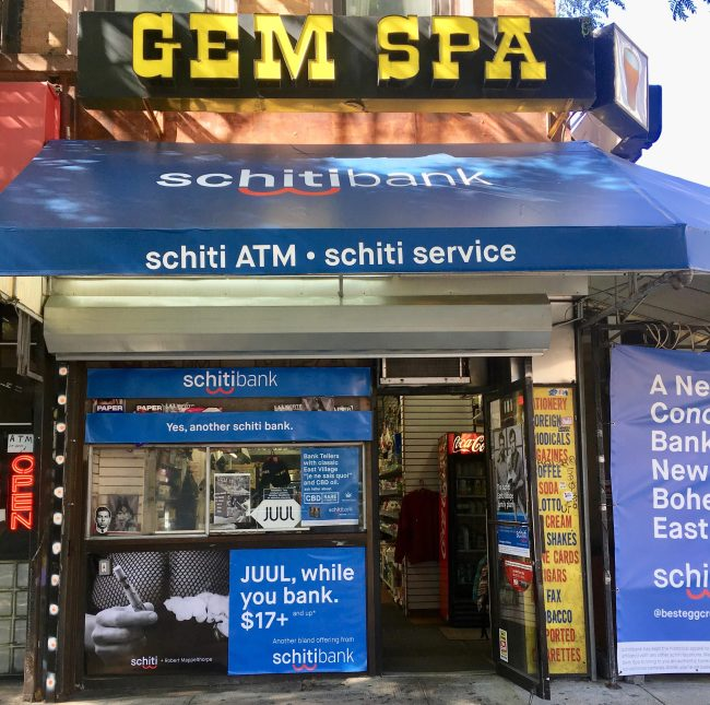 Gem Spa Schitibank